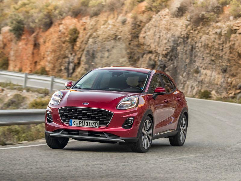 Ford Puma passeert Fiesta, Focus en wordt de bestseller van autofabrikanten in Europa
