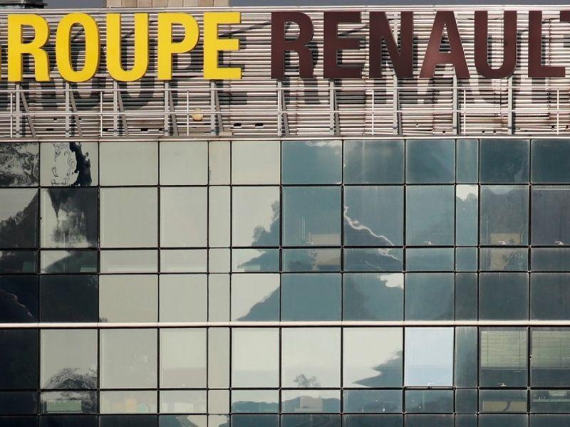 Renault ziet chiptekort de output en margeherstel raken