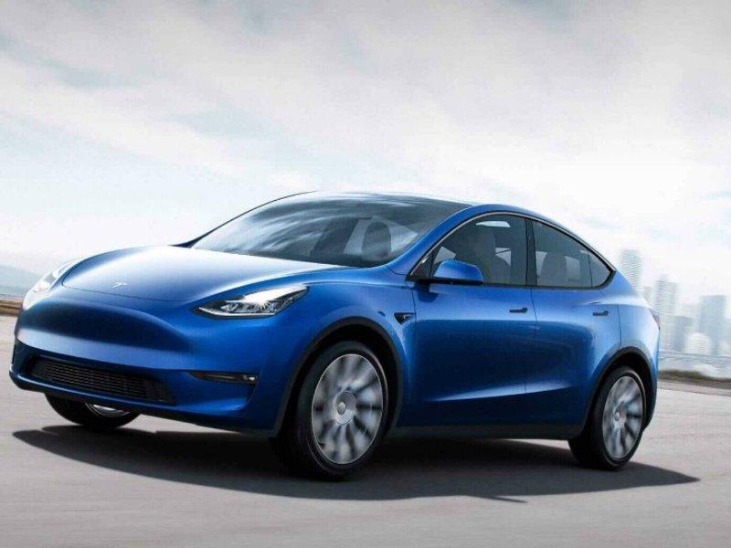 Tesla verwacht tegen het einde van het jaar de productie van Model Y in Duitsland te starten